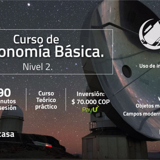 Curso de Astronomía básica. Nivel 2
